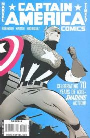 Captain America Comics 70th Anniversary Special Retail Incentive Variant Marvel comic book